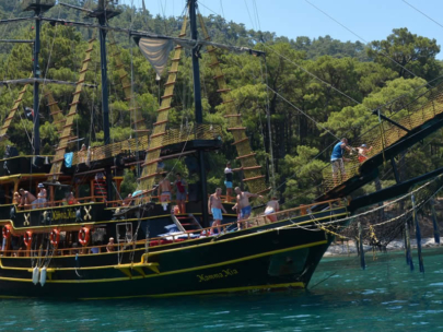 Marmaris All Inclusive Pirate Boat Trip